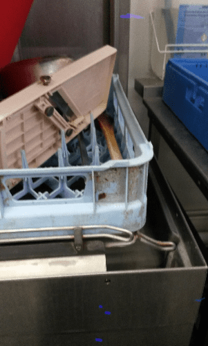 How clean is your dishwasher?