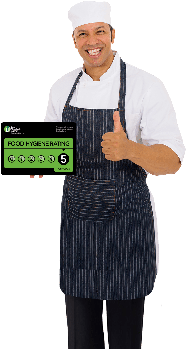 digital food safety management system - HACCP Food Safety System for Chef